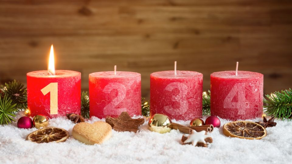 Advent van